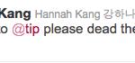 Hannah Tweet