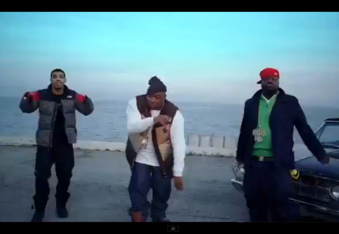 mac dres mom in the motto video