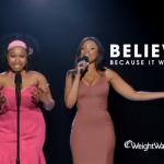 Jennifer Hudson I  Believe in You and Me (Before & After)