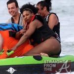 Beach Body Motivation: Serena Williams Spends Christmas in Skimpy Bikini… [PHOTOS]