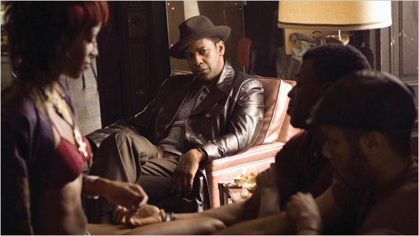 Old Kodak Photo Border Denzel as Frank Lucas ...