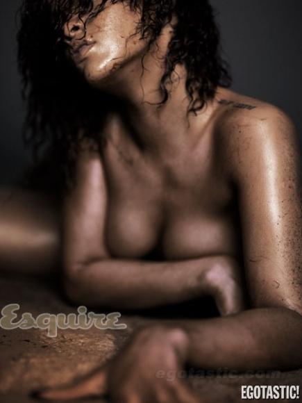 Were Rihanna nude gq opinion, you