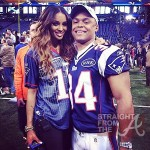 Ciara Plays The Field in Indianapolis for Super Bowl Press Day… [PHOTOS]
