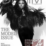 Cynthia Bailey Denim Magazine Cover 2012