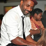 "Boo'd Up ~ Idris Elba and ""Mystery Lady"" at Compound [PHOTOS]"