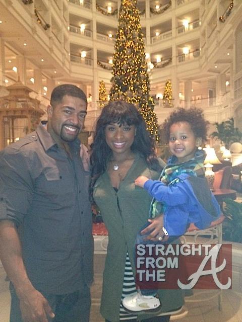 Jennifer Hudson David Otunga & Son - Straight From The A ... | 480 x 640 jpeg 106kB