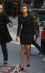 Jennifer Hudson NYC 011112-5