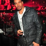 Afternoon Chocolate: Laz Alonso Parties in Atlanta… [PHOTOS]