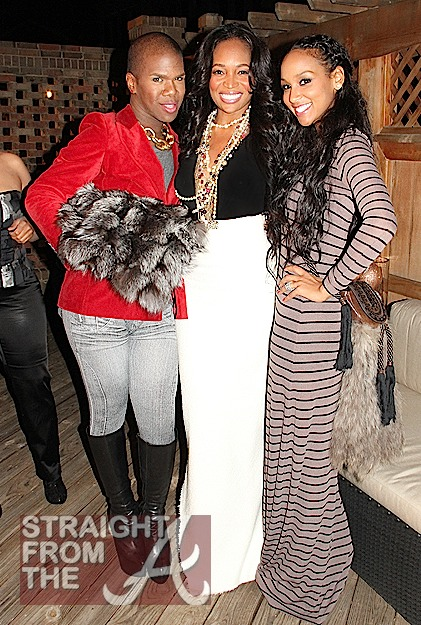 Who is marlo from the real housewives of atlanta hookup