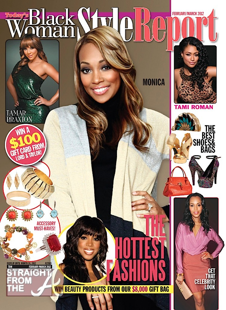 Monica browns new weave covers todays black woman magazine photos pmusecretfo Images