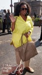 Oprah Visits Gateway of India in Mumbai