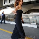Rihanna Returns From Hawaiian Vacation + More Armani Promo Shots… [PHOTOS]
