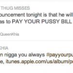 Khia Tweets