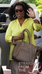 Talk-show-host-Oprah-Winfrey visits Gateway of India in Mumbai