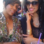 Tonesa Welch and Friend BMF WIVES