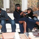 Tameka Raymond Reveals Her Sensitive Side (And All 5 Kids!)… [PHOTOS]