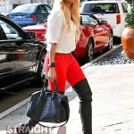 "Quick Flix: Blonde Ciara Reps The ""A"" In Cali… [PHOTOS]"