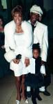 Whitney Houston Bobby Brown Bobbi Kristin