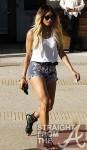 Ciara Daisy Dukes Beverly Hills 022212-6