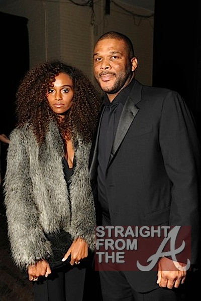 Is that media mogul tyler perry is engaged and planning a huge wedding