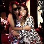 Monica Brown Bobbi Kristina - Grammys 2012-4