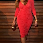 Post Pregnancy Beyonce Steps Out in Style… [PHOTOS]