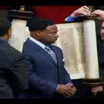 All Hail Bishop Eddie Long! Embattled Preacher Crowned King…  [VIDEO]