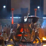"Nicki Minaj Channels ""The Exorcist"" in Grammy Performance… [VIDEO]"