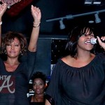 Whitney Houston and Kelly Price 020912-1