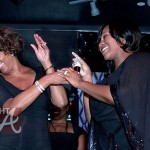 Whitney Houston and Kelly Price 020912-2
