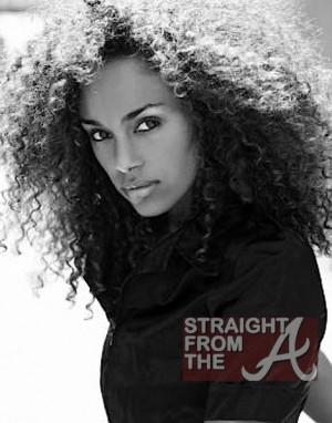 Ethiopian Model Gelia Bekele
