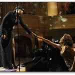 Jennifer Hudson's Emotional Grammy Tribute to Whitney Houston… [VIDEO]