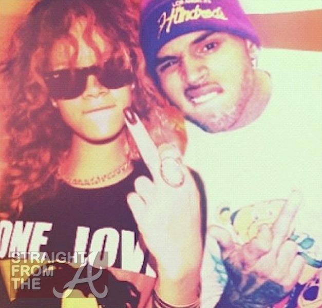Rihanna Chris Brown 201110