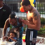 Introducing PRINCE AYDEN! Atlanta Housewives Attend Phaedra's Son's 1st Birthday Party… [PHOTOS]