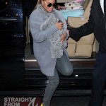 Beyonce Baby Blue Ivy 032712-13
