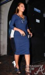 Beyonce and Jay-Z Leave NOBU 031912-33