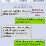 Caleb Text - 1