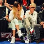 Ciara Knicks NYC 032112-1