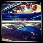 Kendu and Friend in Miami 031712