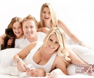 Kim Zolciak Kroy Biermann Family Photo