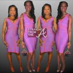 Phaedra Parks Talks Marlo Hampton on WWHL + Bandage Dress Battle: Who Wore it Best? [PHOTOS + VIDEO]