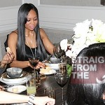 "Flashback! Marlo Hampton Circa 1990 + Her ""Surprise"" 40th Birthday Dinner [PHOTOS + VIDEO]"