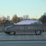 WTF?!? Mercedes Introduces an 'Invisible' Car… [PHOTOS + VIDEO]