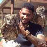 Usher Raymond in Africa - SFTA