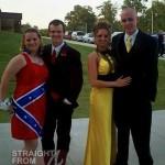 Confederate Prom Dress 2012 - 2