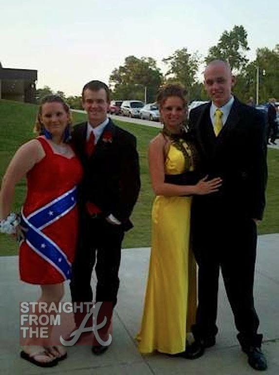 Confederate Prom Dress 2012 – 2
