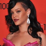 Rihanna Time Magazine 100 Most Influential