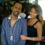 Tony Rock Denise Vasi - Single Ladies - Behind The Scenes-1