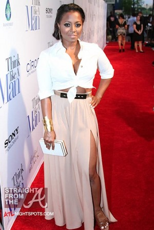 Keisha Knight Pulliam - Think Like A Man Atlanta Premiere 040312-11