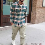 Quick Flix: Usher Raymond Is Alive & Well & Rocking Plaid… [PHOTOS]